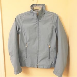 Prada water-resistant Gore-Tex jacket - light blue